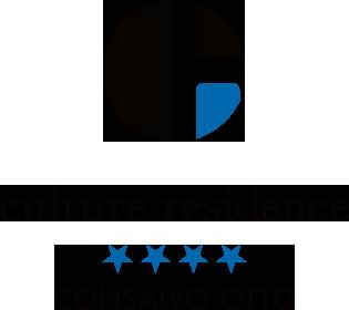 culture residence consalvo otto logo